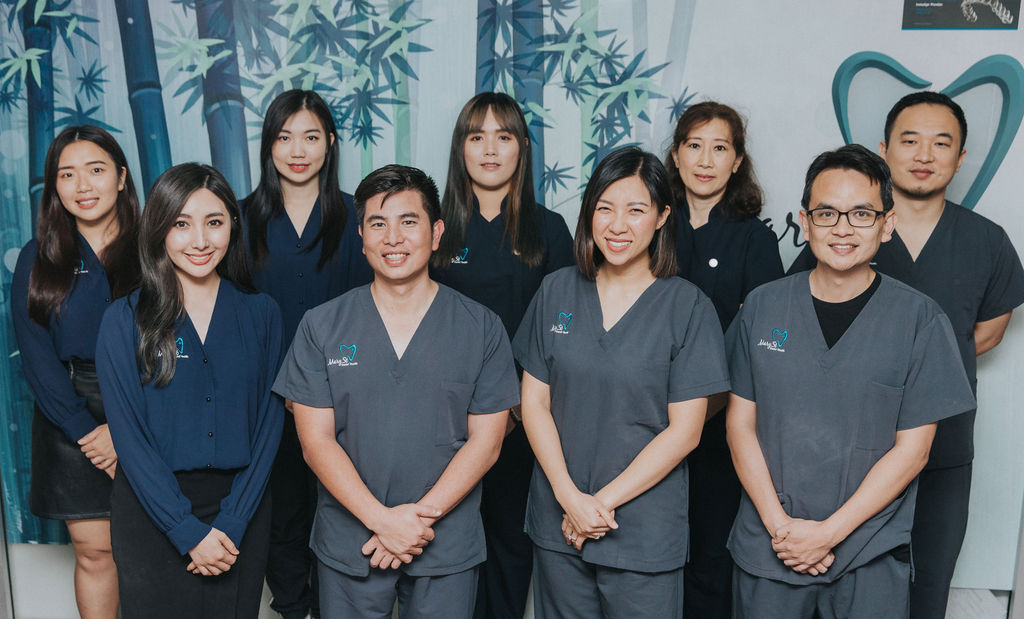 The Team at Mary St Dental Health